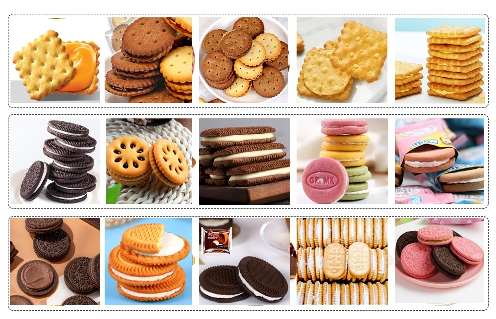 Biscuit Sandwiching Machine Plant Cost