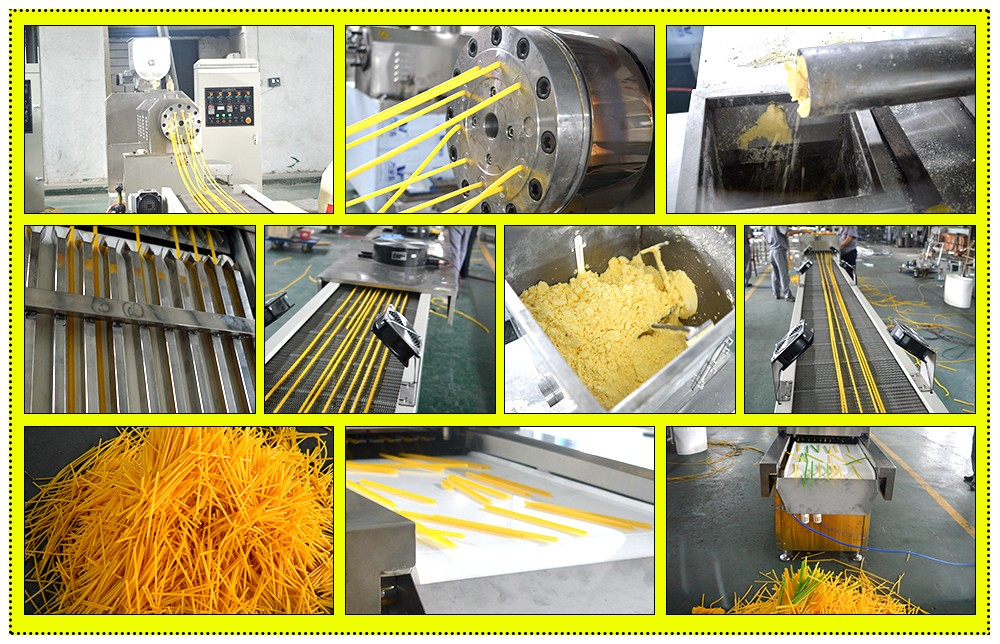 CORN STARCH STRAW MAKING MACHINE IN MANUFACTURER