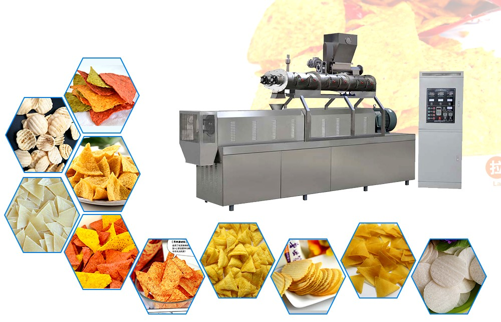 Tortilla Chips Production Line Design
