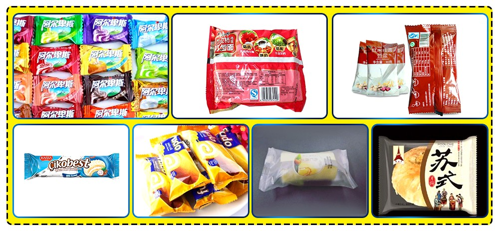 instant noodles packing machine manufacturing process