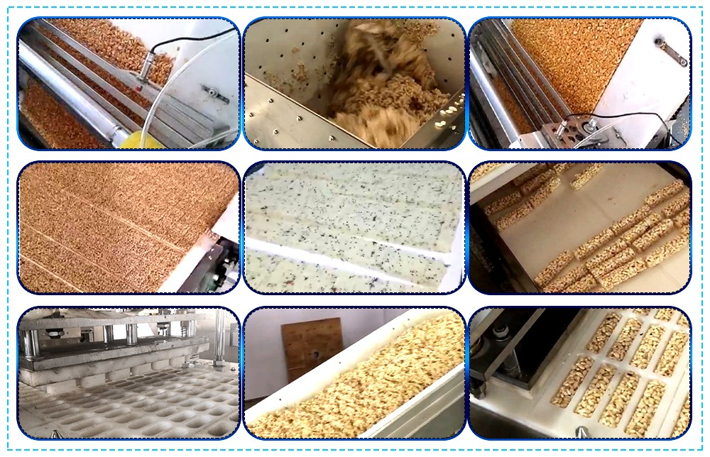 protein bar production line for sale